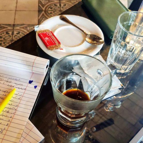קפה-עבודה